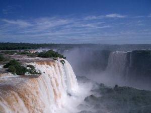 Argentina Brazil Iguazu Falls