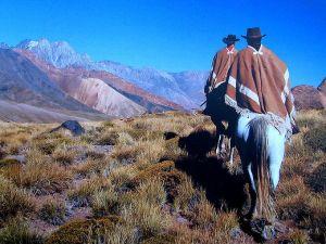 Argentina Estancia Plains El-Puesto
