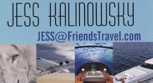 Friends Travel Bus Card front 4april14